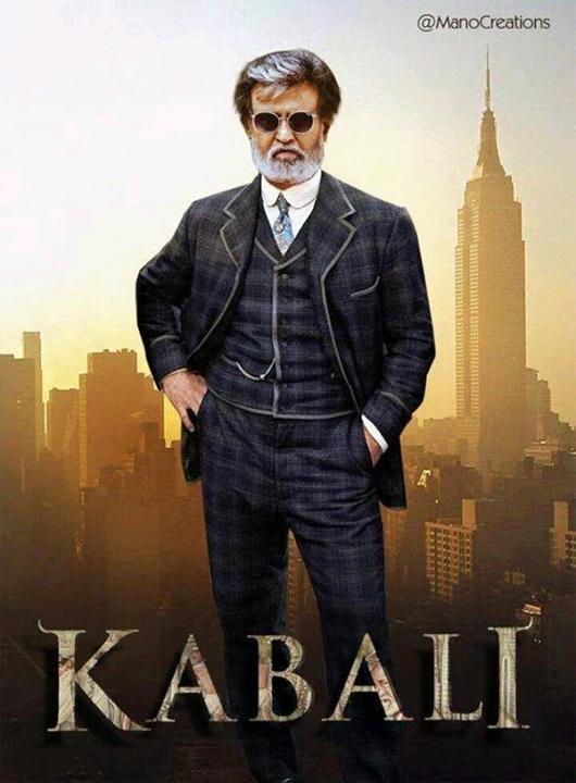download Kabali (Tamil) movie