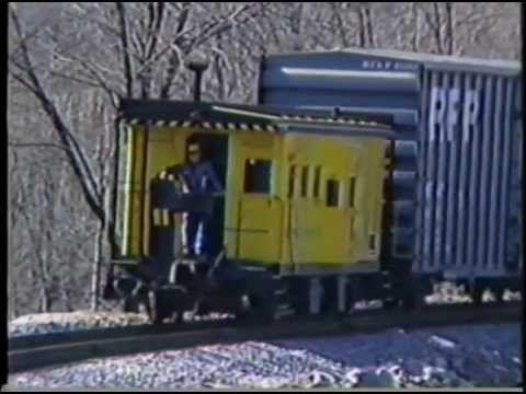 The Vanishing Caboose - YouTube   TRAINS   Train, Model