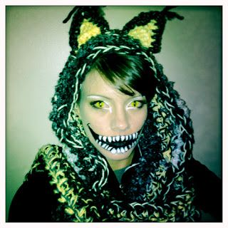 my scary cat halloween costume from last year a quick write up of how i - Scary Cat Halloween Costume