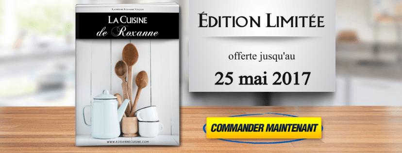 Lancement officiel aujourd'hui de « La Cuisine de Roxanne » :http://roxannecuisine.com/lancement-officiel-la-cuisine-de-roxanne/