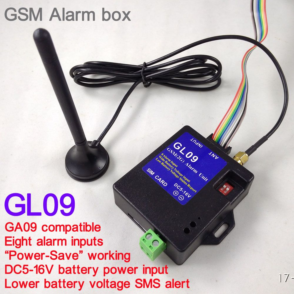 Battery Operated App Control Gl09 Gsm Alarm System Sms Alert Wireless Alarm Home And I With Images Wireless Home Security Systems Home Security Alarm System Security Alarm