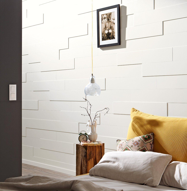Meister Systempaneele Sp 300 Wandpaneele Mit 3d Effekt In Holz Und Wandpaneele Wandverkleidung Zimmer Dekor Ideen