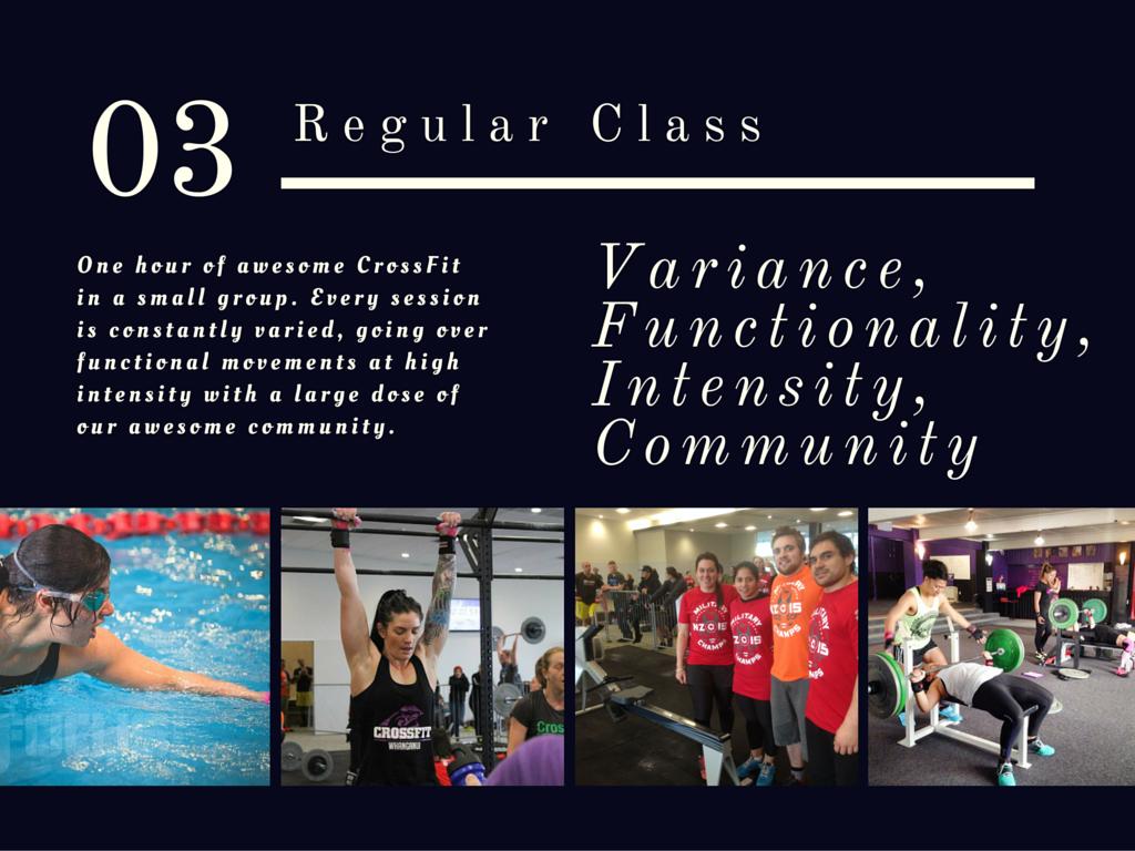 Regular Class