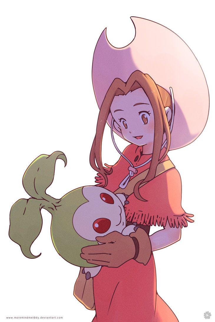 DIGIMON - Tachikawa Mimi by moremindmel0dy on DeviantArt