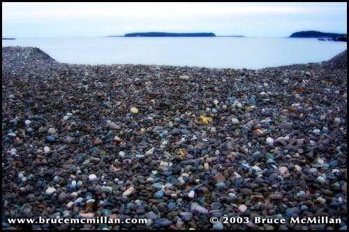 Jasper Beach In Machiasport Maine By Bruce Mcmillan