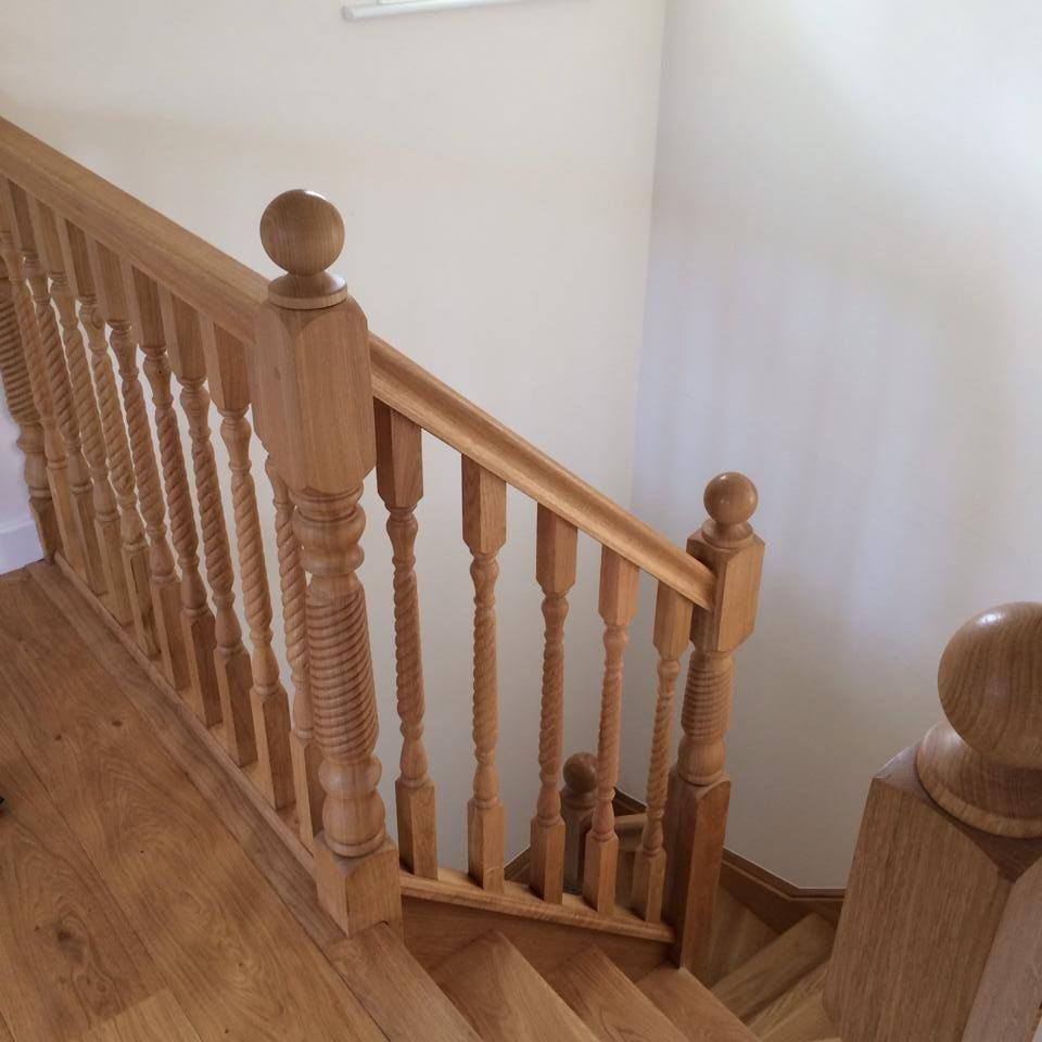 Best Stunning From Shaw Stairs One Of Our Oak Staircases With 400 x 300