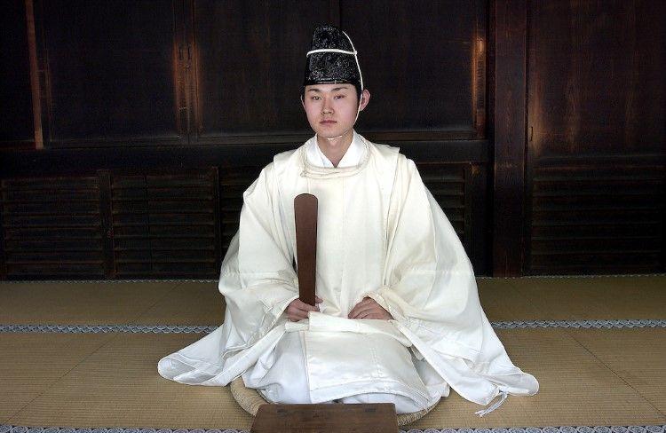 priestboy Shinto, Japan, Japan info