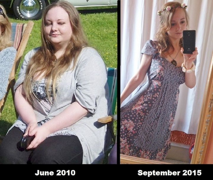 18 Weight Loss Before and After Photos That Will Make Your Jaw Drop