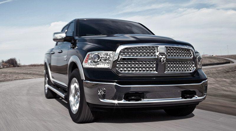RAM 1500 2014, la bestia ahora es diesel   Excelencias del Motor