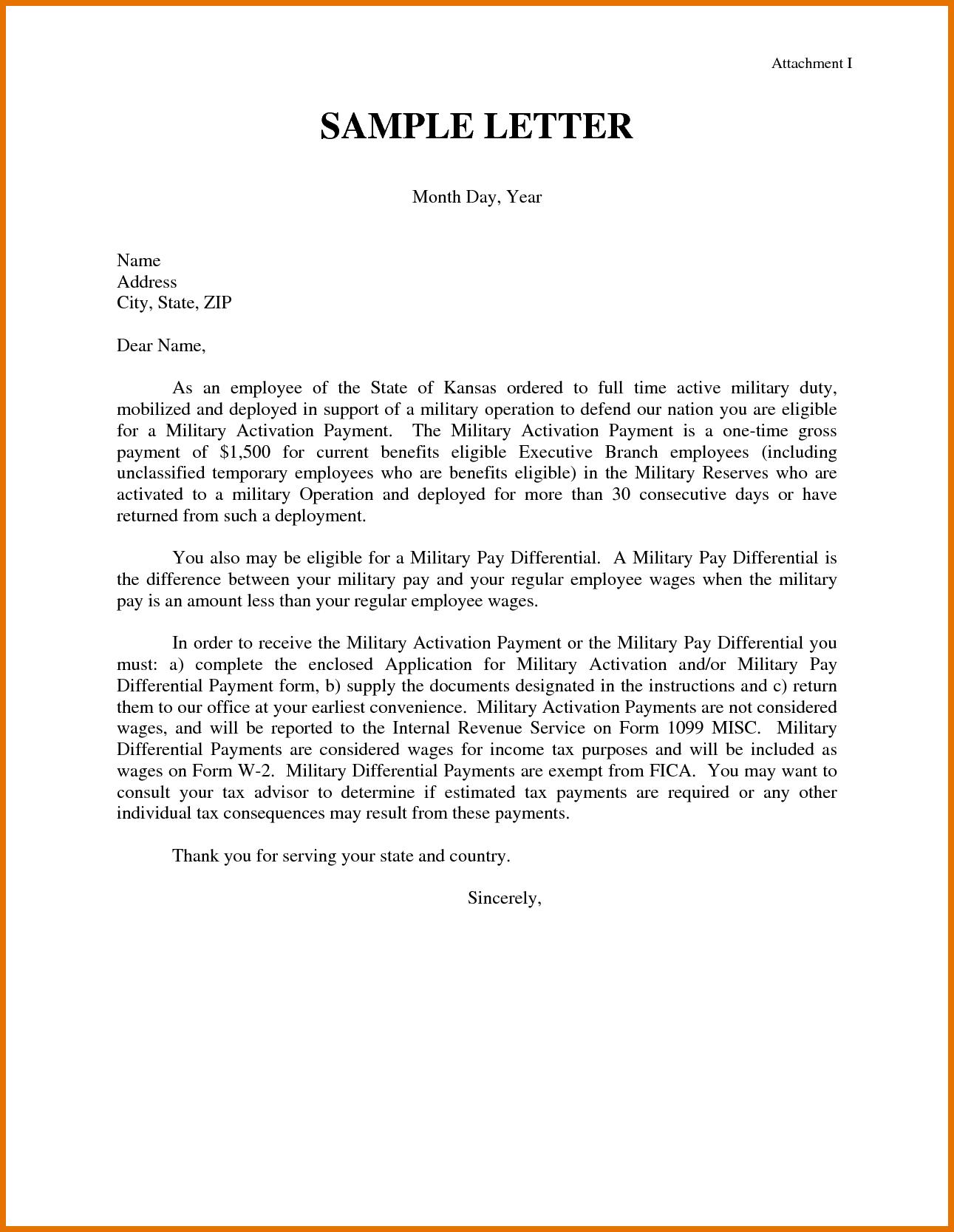 Letter Sample For Nurses Order Letters Resignation Writing Business Enclosures