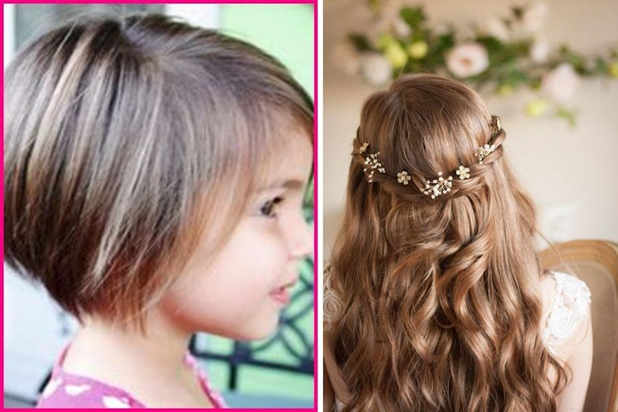 Ladies Hair Style Awesome Haircuts Girl Haircut Name And Picture In 2020 Hair Styles Little Girl Hairstyles Girl Haircut