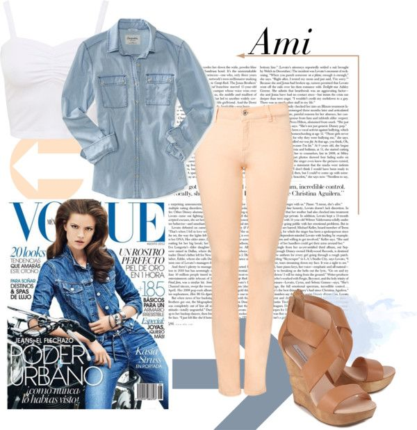 """""""Ami"""" by verone on Polyvore"""