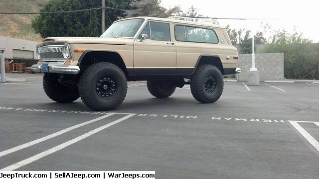 Jeeps For Sale And Jeep Parts For Sale 1977 Jeep Cherokee Chief