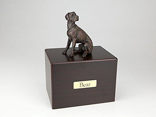 Ever My Pet Great Dane Economy Bronze Series Dog Pet Urn Want