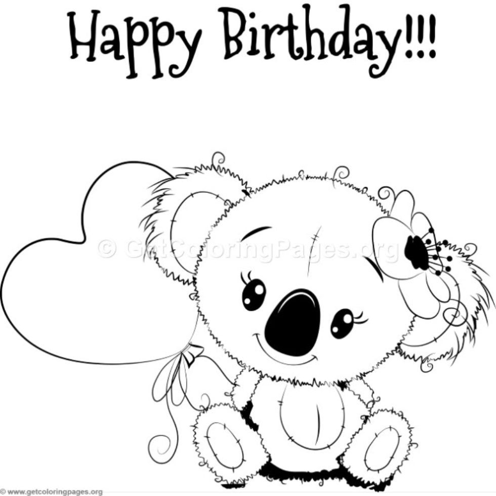 Cute Koala Coloring Pages Getcoloringpages Org Unicorn Coloring Pages Love Coloring Pages Cute Coloring Pages