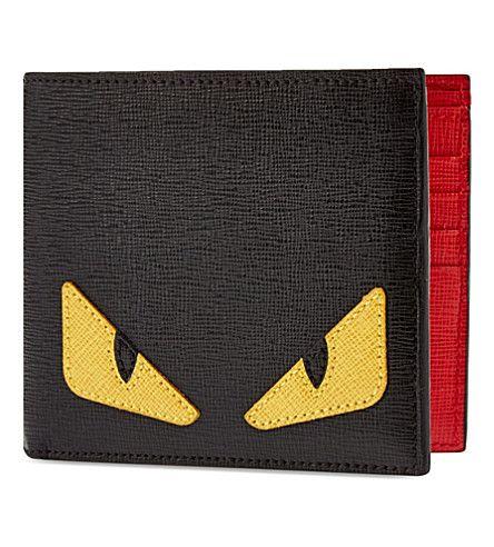 Fendi Wallet Monster