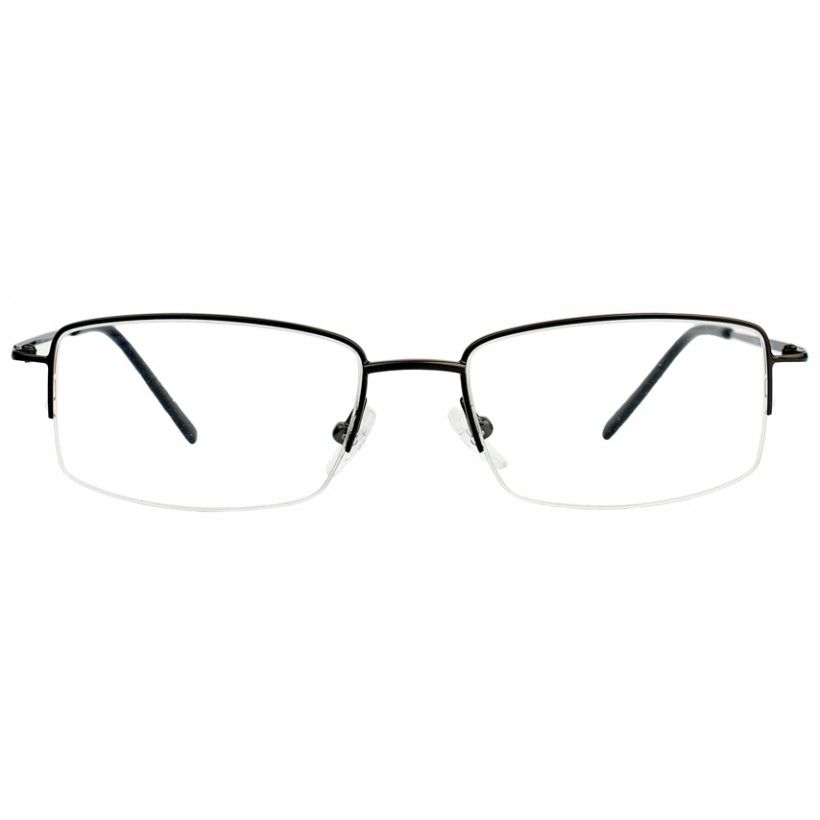 Buy Half Rim Glass frame online on Siddharth Opticals. Shop half Rim ...