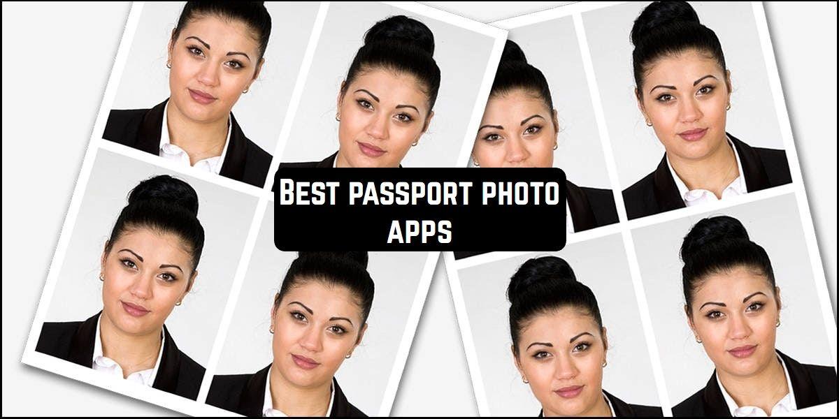 Best passport photo apps photo apps photo apps for