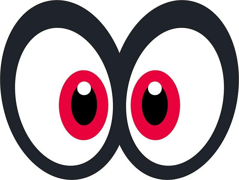 super mario odyssey cappy eyes