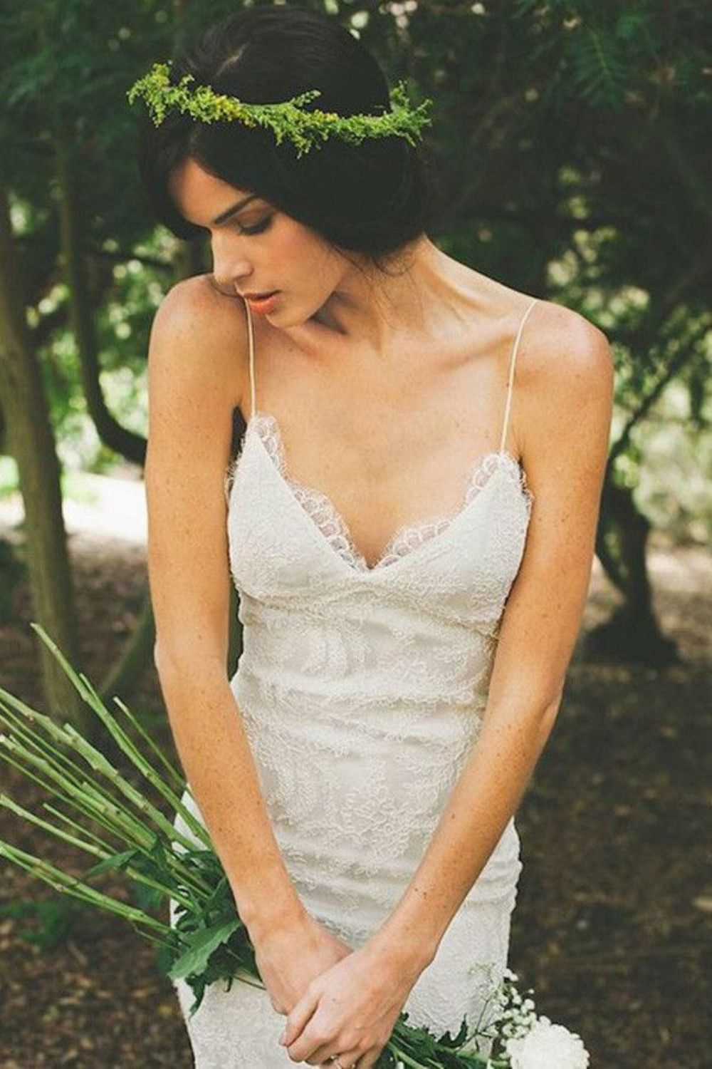 sexy vintage backless wedding dress ideas with sleeves backless