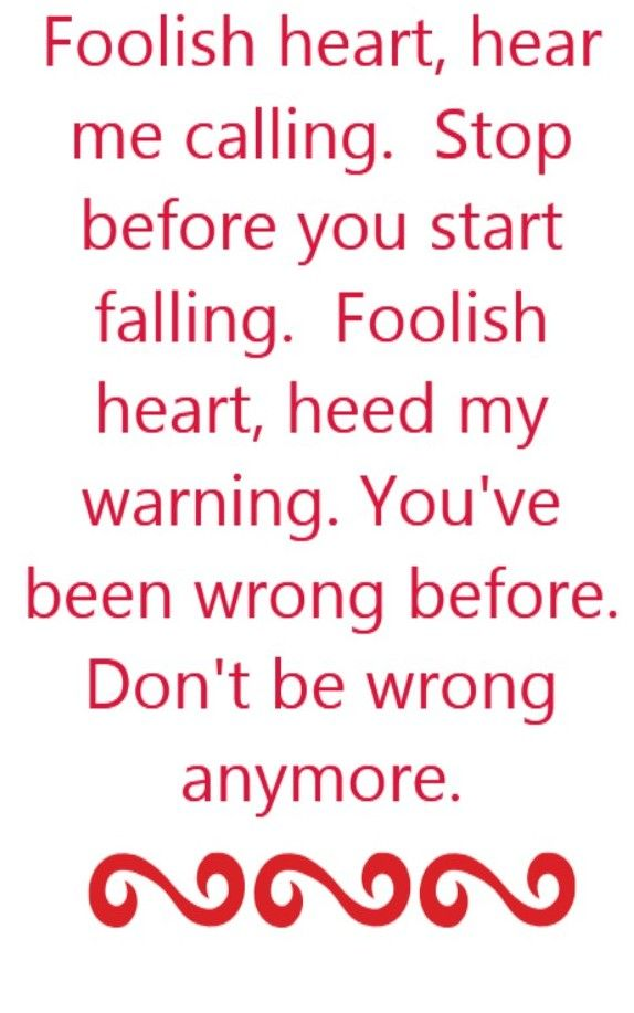 Steve Perry Foolish Heart Song Lyrics Song Quotes Songs Music