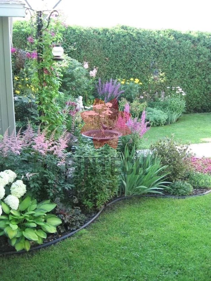 40 Awesome Garden Design Ideas For Front Of House Sandy 40 Awesome Garden Design Ideas For Fro Garden Design Front Yard Garden Design Cottage Garden Design