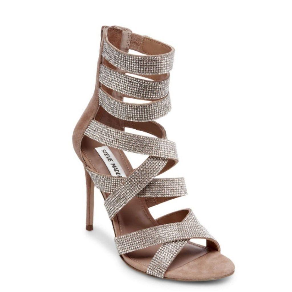 a23bc87d17e Steve Madden Oasis Tie-Up Dress Sandals - Sandals & Flip Flops ...