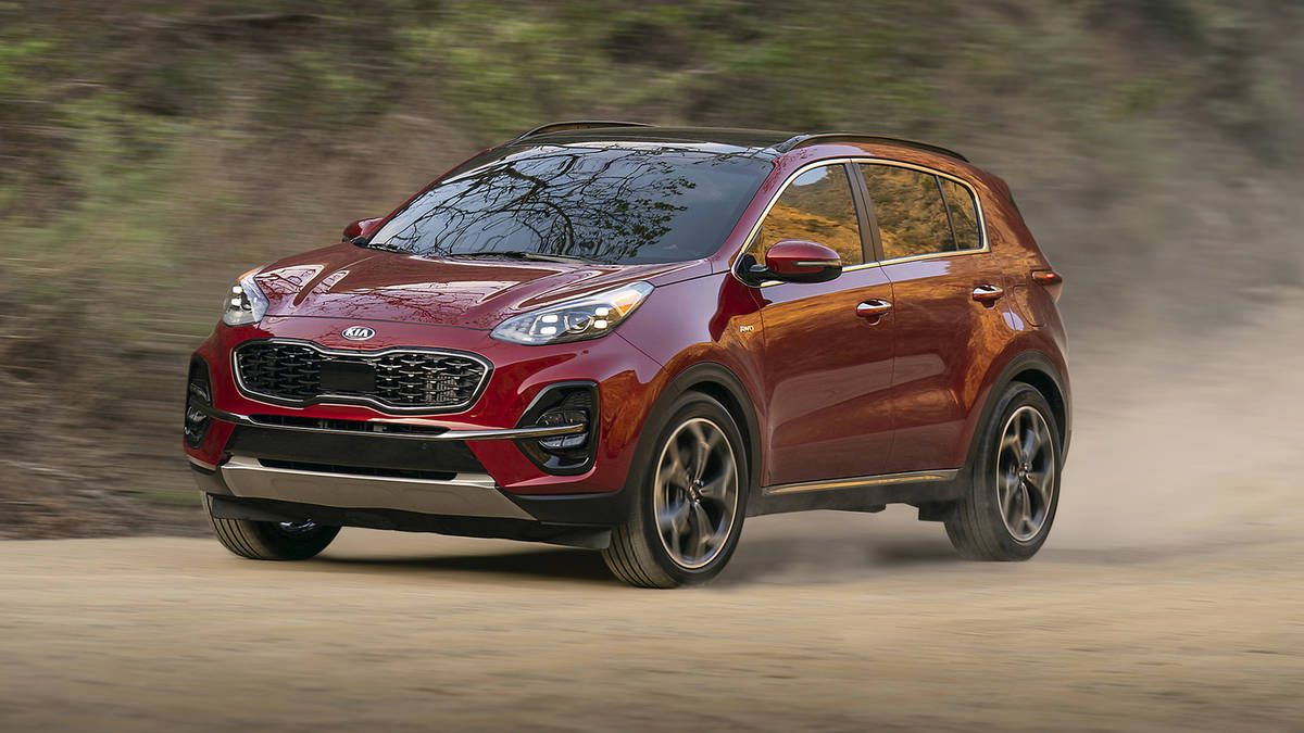 2020 Kia Sportage Gets A Sporty Refresh At The Chicago Auto Show Kia Sportage Chicago Auto Show Sportage