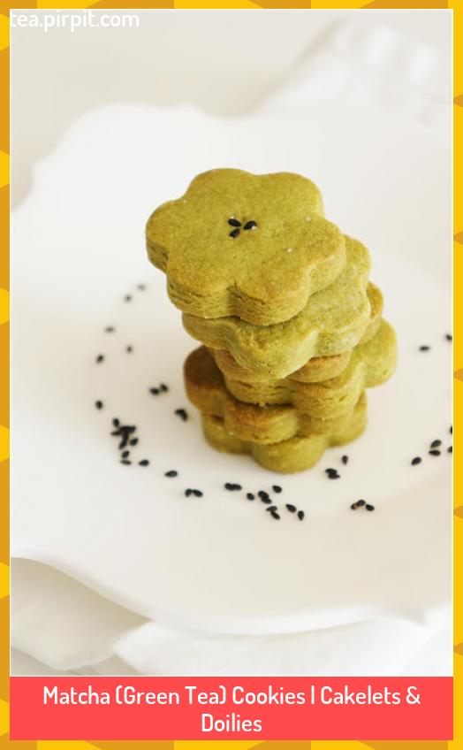 Photo of Matcha (Green Tea) Cookies | Cakelets & Doilies #Cakelets #Cookies #Doilies #Gre…