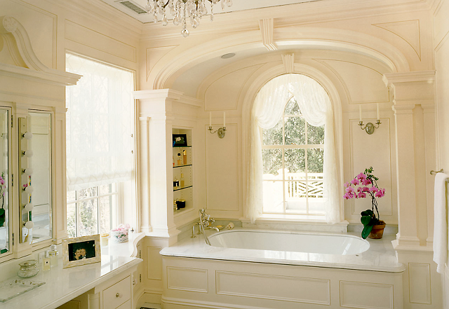 French Country Bathroom Decorating Ideas: Beautiful French Style Foyers