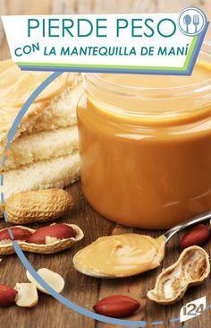 Mantequilla de cacahuete para adelgazar