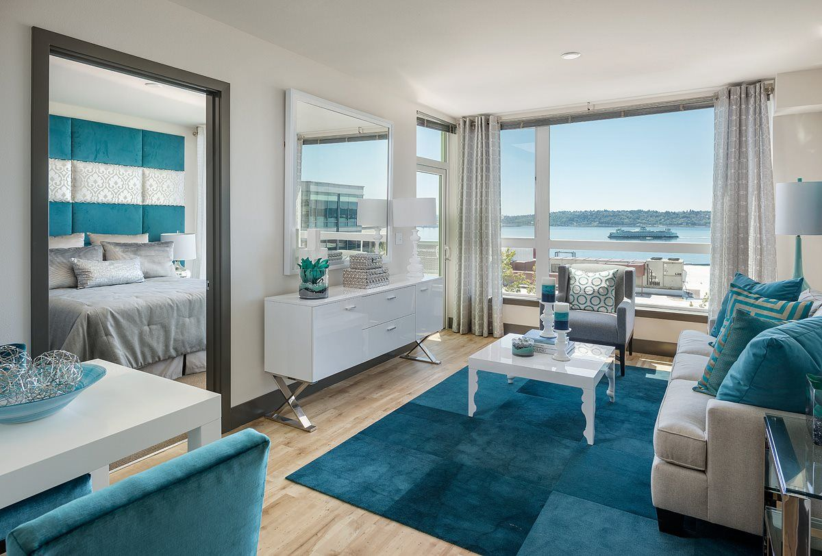 Luxury Apartments in Downtown Seattle, WA Gallery