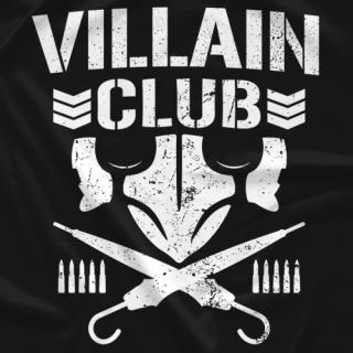Villain Club Bullet Club Logo Njpw Wrestling Superstars