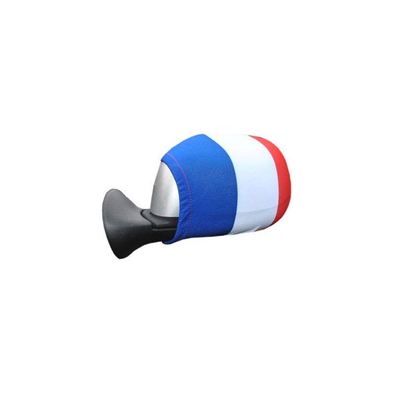 Habillez votre voiture aux couleurs de la France avec ces magnifiques housses de rétroviseurs aux couleurs tricolores!