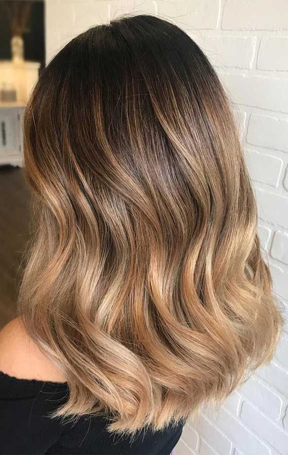 40 Best Hair Color Trends And Ideas For 2020 In 2020 Brown Hair Balayage Medium Length Hair Styles Hair Color Light Brown