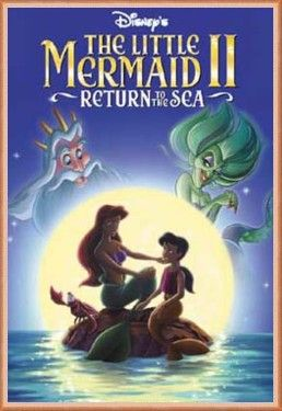 little mermaid 2 melody