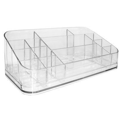 Clear Fuse Vanity Organizer 8.99 (not sold in stores)