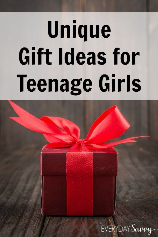 Unique Gift Ideas For Teenage Girls Bloggers Fun Family