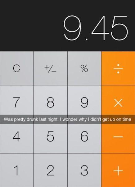 Image result for drunk alarm