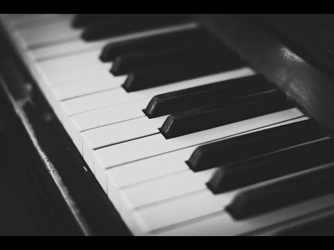 Relaxing piano instrumental music,for Study and office work