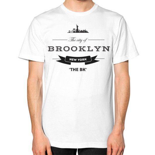 Represent Brooklyn Male/Unisex T-Shirt