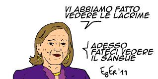 Risultati immagini per fornero vignette   Vignette, Satira ...