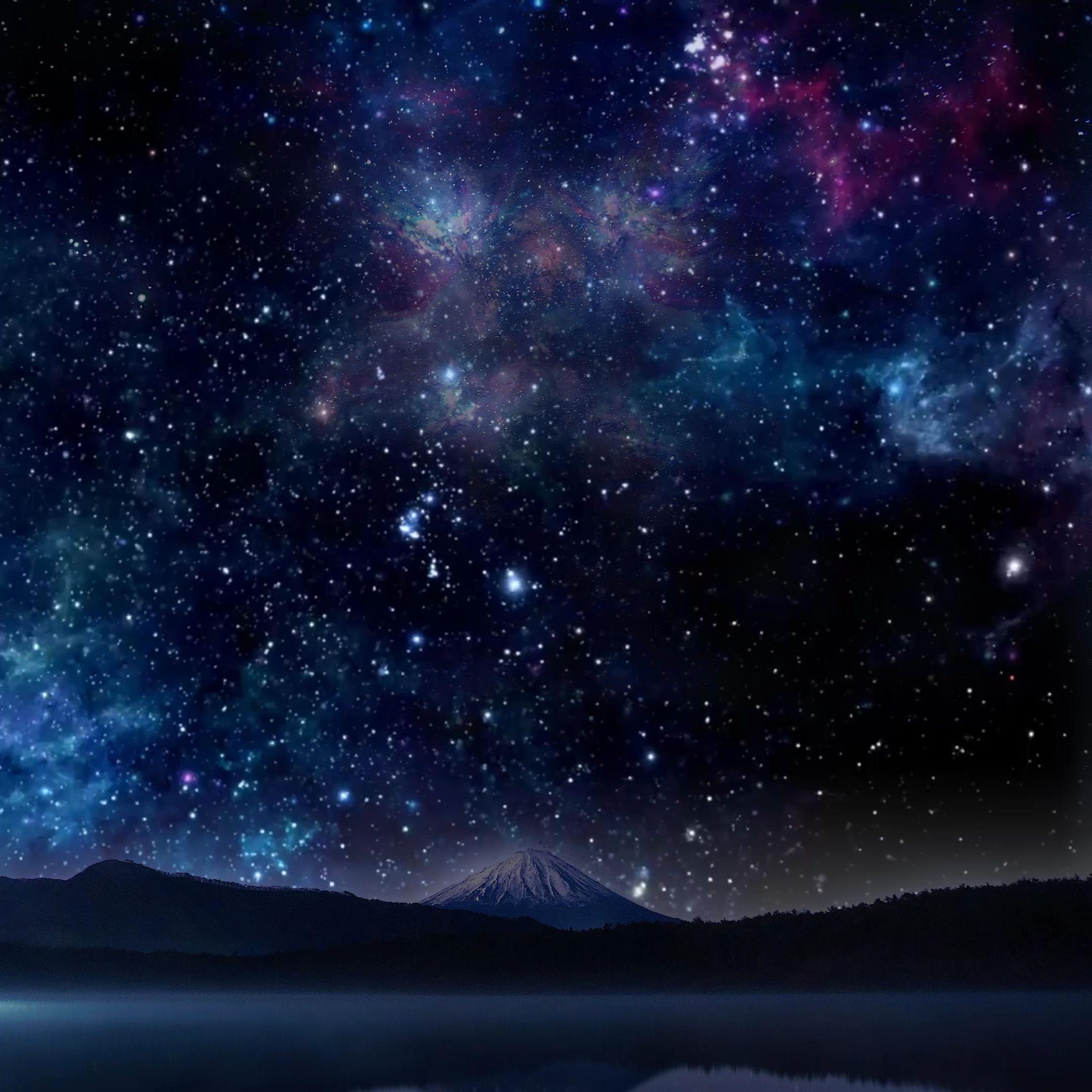 Sky Stars Clouds Sky Animation Animations Cute Galaxy Wallpaper Galaxy Wallpaper Night Sky Wallpaper
