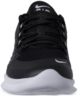 reputable site 33c34 ee8e0 Nike Men s Air Max Axis Casual Sneakers from Finish Line - Black 10.5