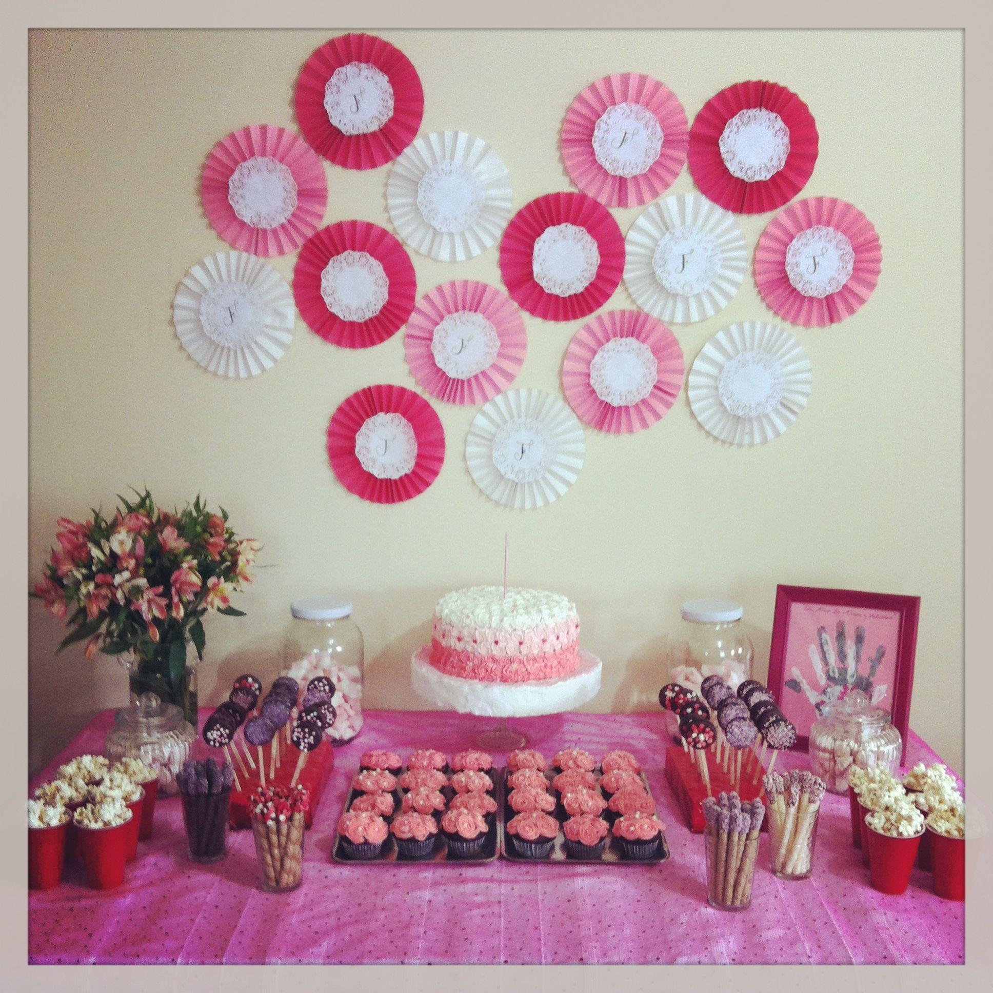 Cumpleaños Feñita 1 año