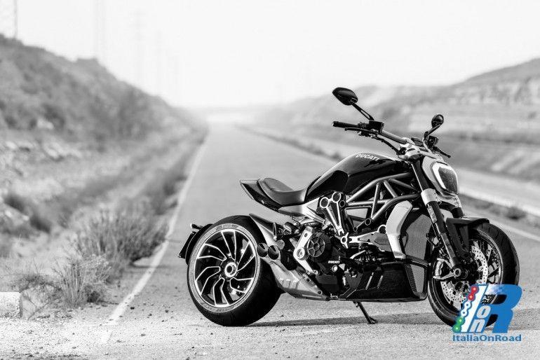 """Il pubblico di EICMA 2015 elegge la Ducati XDiavel """"moto più bella"""" http://www.italiaonroad.it/2015/11/23/il-pubblico-di-eicma-2015-elegge-la-ducati-xdiavel-moto-piu-bella/"""