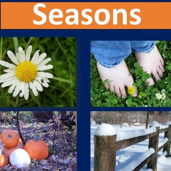 Four Seasons 1st Grade Four Seasons PowerPoint PowerPoint
