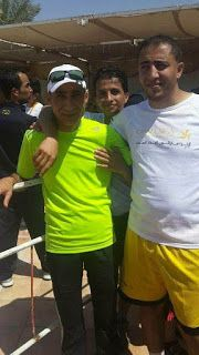 ابو جبارة يشارك في ماراثون العقبة الدولي Sports Jersey Jersey Tops