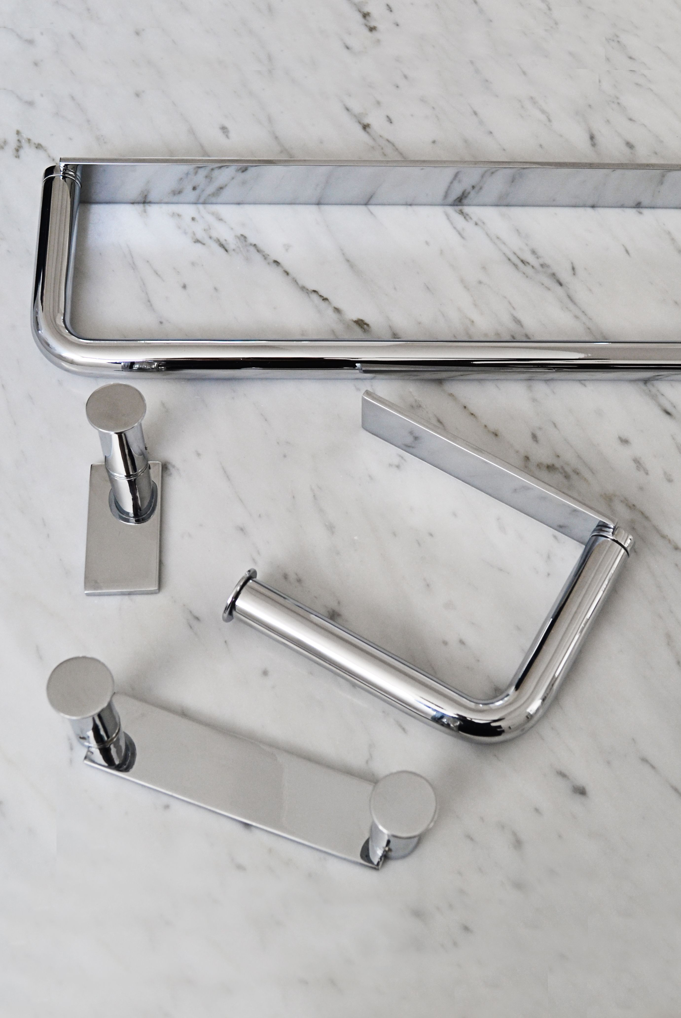 Ganci Appendini.Nina Bathroom Accessiories Towel Rail Bathroom Accessories
