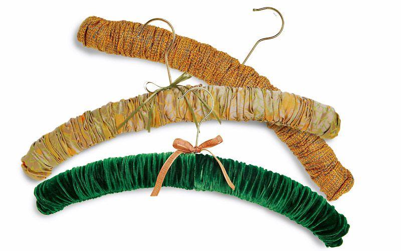 Luxe Hangers | Hanger, Padded hangers, Fancy